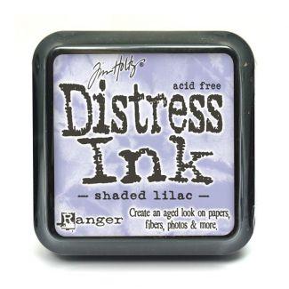 Mini Distress Pads - Shaded Lilac
