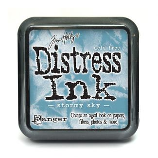 Mini Distress Pads - Stormy Sky