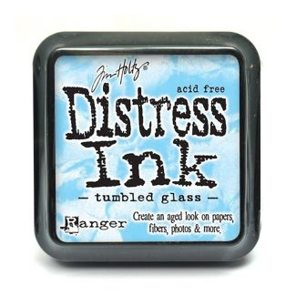 Mini Distress Pads - Tumbled Glass