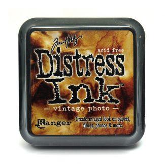 Mini Distress Pads - Vintage Photo