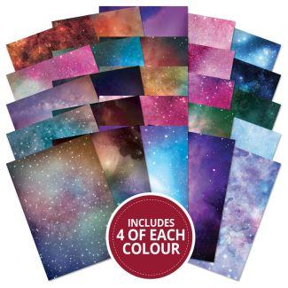 Galaxy Dreams Adorable Scorable 100 Sheet Megabuy