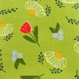 Clover Hollow - Leaf Green Sprigs