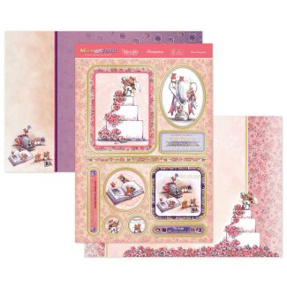 Mice to Meet You Topper Set - Mice Moments