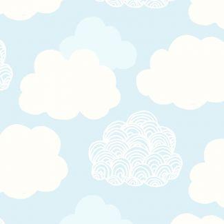 Liberty Fabric - Fat Quarter - Cloudcover