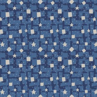 Liberty Fabric - Fat Quarter - Cosmic Scatter