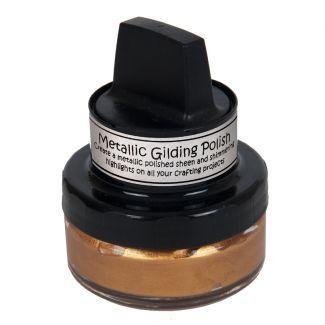 Cosmic Shimmer - Metallic Gilding Polish - Gold Treasure