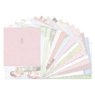 Claire Coxon's Delightful Deco Inserts for Cards