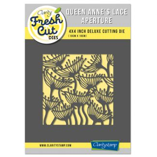 Queen Anne's Lace Aperture Deluxe Cutting Dies