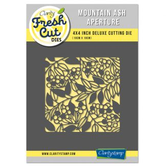 Mountain Ash Aperture Deluxe Cutting Die