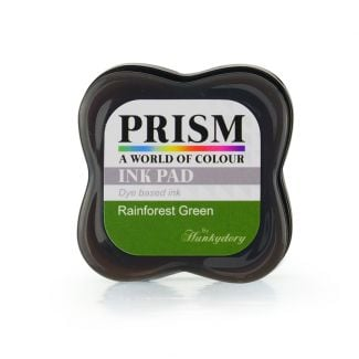 Prism Ink Pads - Rainforest Green