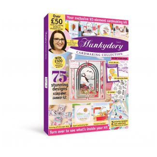 Hunkydory Design Collection Box Magazine Issue 5