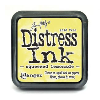 Mini Distress Pads - Squeezed Lemonade