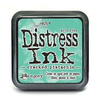 Mini Distress Pads - Cracked Pistachio