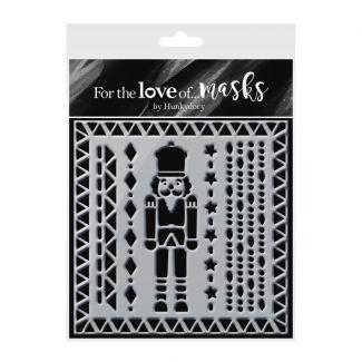 For the Love of Masks - Nutcracker Kisses