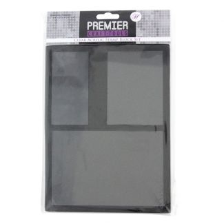 Premier Craft Tools - Acrylic Block Set