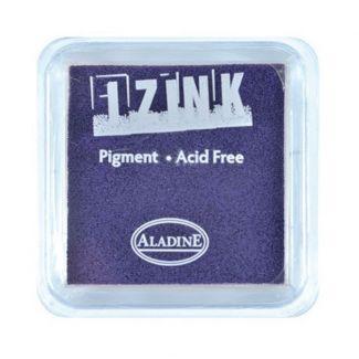 Violet Izink 5cm Pigment Ink Pad