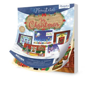 The Joy of Christmas Co-ordinating Paper Pad