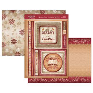 A Merry Little Christmas Topper Set
