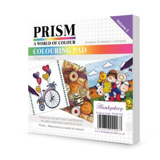 Prism Colour Me! Colouring Pad 2