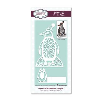 Paper Cuts 3D Collection Penguin