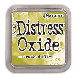 Distress Oxide Crushed Olive