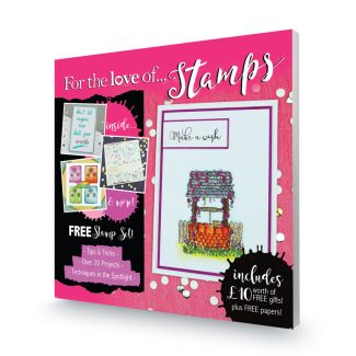For the Love of Stamps Magazine - Issue 1