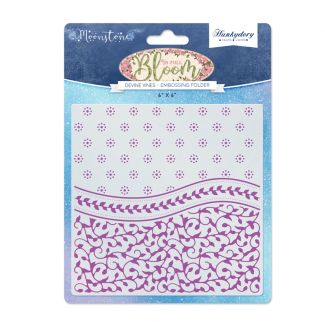 Devine Vines Moonstone Embossing Folder