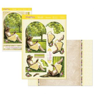 Happiness Is… A Good Book Deco-Large Set