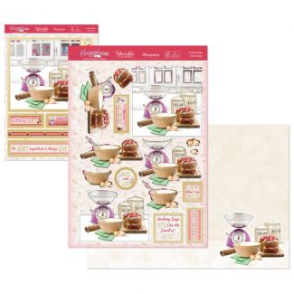Happiness Is… A Tasty Bake Deco-Large Set