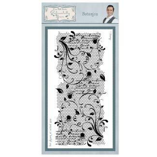 Botanica Rubber Stamp
