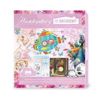 Hunkydory@Home USB Key 6