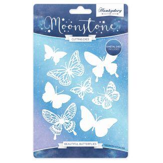 Moonstone Dies by Hunkydory - Beautiful Butterflies