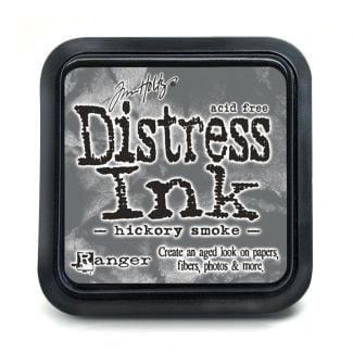 Mini Distress Pads - Hickory Smoke