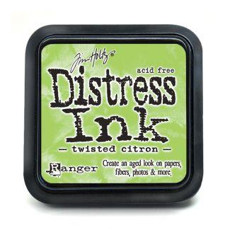Mini Distress Pads - Twisted Citron