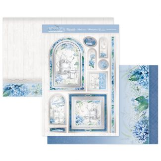 Get Well Wishes Luxury Topper Set