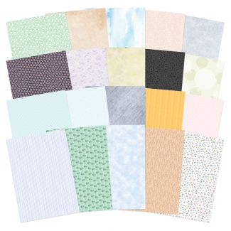 Perfect Patterns Luxury Cardstock - Selection 2