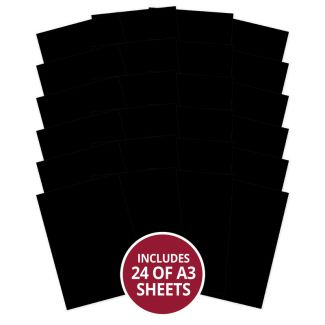 Adorable Scorable - A3 Charcoal x 24 sheets