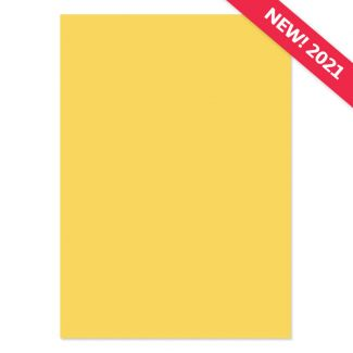 A4 Adorable Scorable Cardstock - Sunshine Yellow x 10 Sheets