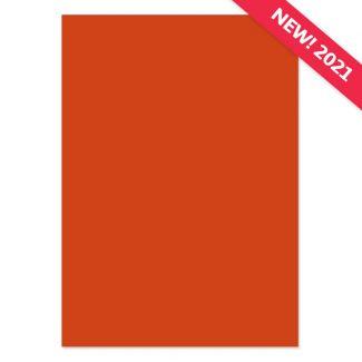 A4 Adorable Scorable Cardstock - Pumpkin Spice x 10 Sheets