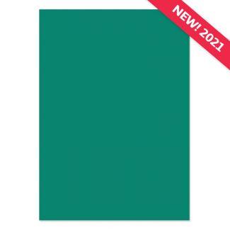 A4 Adorable Scorable Cardstock - Ocean Deep x 10 Sheets