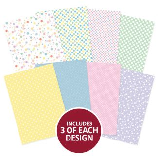 Adorable Scorable Pattern Pack - Polka Party