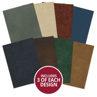 Adorable Scorable Pattern Pack - Leather Library