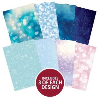 Adorable Scorable Pattern Pack - Sparkling Snowfall