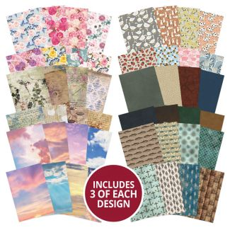 Adorable Scorable Pattern Packs Complete Collection 4 (ASMIX119 - 124)
