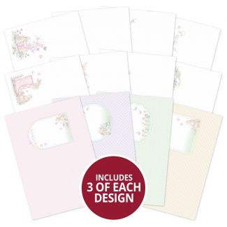 Acorn Wood - Bunny's Special Day Luxury Card Inserts