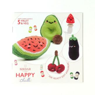 Happy Chenille Fruit & Veg