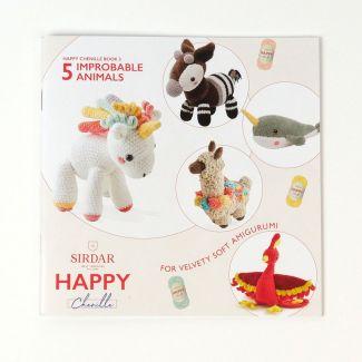 Happy Chenille Improbable Animals