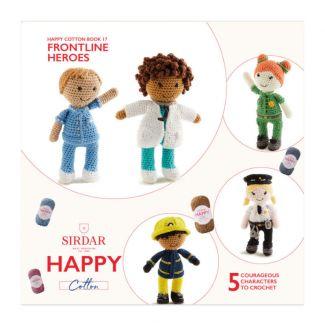 Happy Chenille Design Booklet - Superheroes