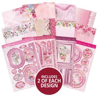 Blush Moments - A Fabulous Finishes Collection