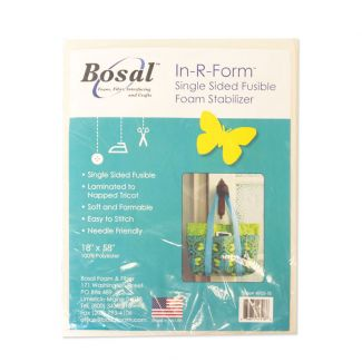 "Bosal In-R-Foam - Single Sided Fusible Foam Stabilizer 18"" x 58"""
